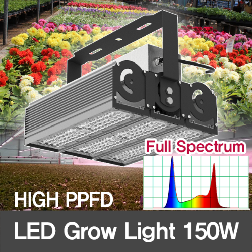 [Full spectrum] 150W LED Grow Flood Light for Plant Growth/HIGH PPFD